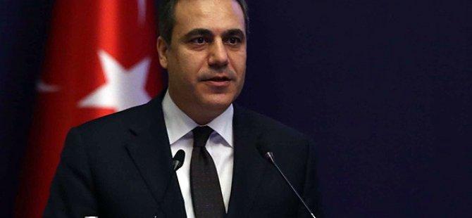MİT Müsteşarı Fidan İstifa Etti
