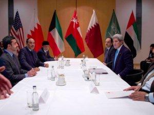 Kerry, Körfez Ülkeleri Bakanlarıyla IŞİD'i Konuştu