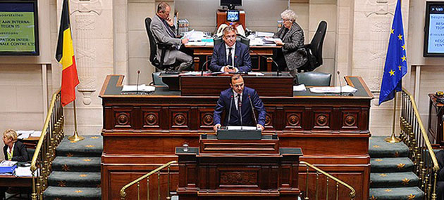Belçika Parlamentosundan Filistin Çağrısı