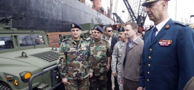 ABD'den Dolaylı Yoldan Hizbullah'a Silah Yardımı