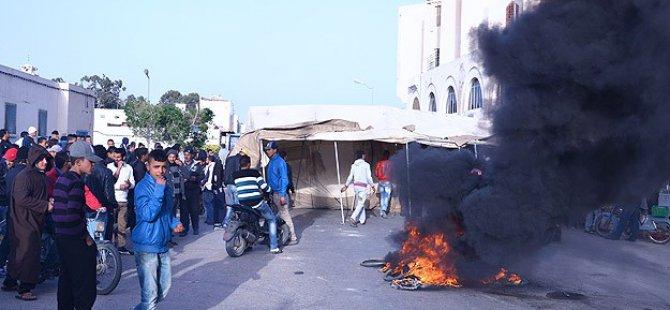 Tunus'un Ben Gardane Kentinde Gerginlik