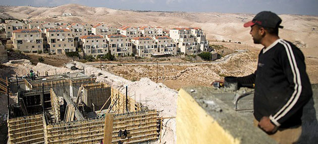 Siyonist İsrail, İşgali Genişletiyor