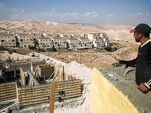 İşgal Altındaki Topraklarda Yahudi Yerleşiminde %40 Artış