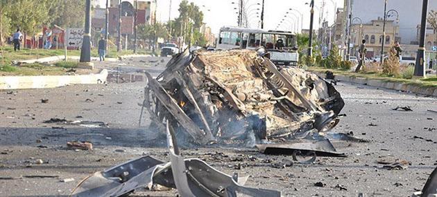 Irak'ta Şubat Ayında 1103 Ölü