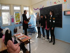 Siverek'te Bir Suriyeli Okulu