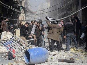 Esed, Şam'da 23 Kişiyi Katletti