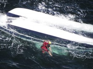 25 Göçmen Akdeniz'de Donarak Hayatını Kaybetti