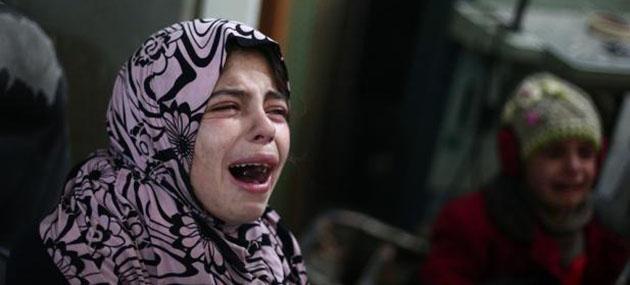Rejim Güçlerinin Saldırılarında 59 Kişi Öldü