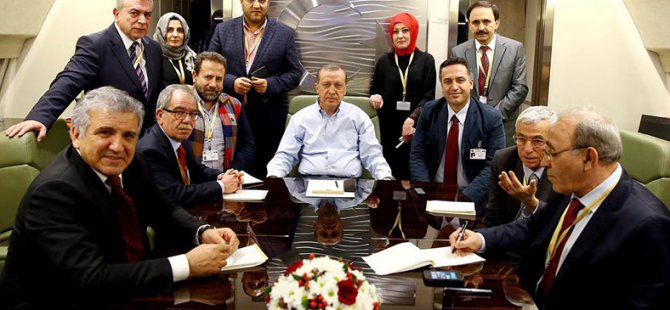 Erdoğan: 7 Haziran'da Anayasa ve Başkanlık Oylanacak