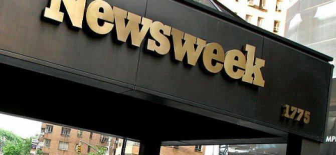 Newsweek'in Twitter Hesabını IŞİD Hackledi