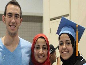 ABD'de Müslüman 3 Genç Vurularak Katledildi