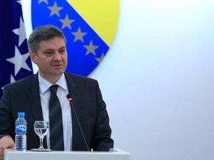 Bosna Hersek'te Zvizdiç Güvenoyu Aldı