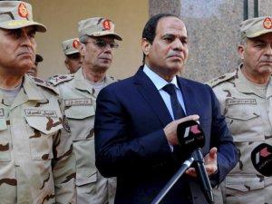 Sisi'nin Libya'ya Müdahale Çağrısı