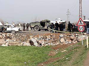 Suruç'ta Polis Noktası Yakınında Patlama