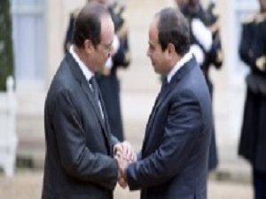 Fransa Mısır'a Savaş Uçağı Satacak