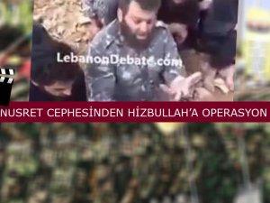 Nusra'nın Esir Aldığı Militanlar Gözyaşlarına Boğuldu