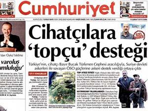 Gülenciler Dinledi; Cumhuriyet Yayınladı