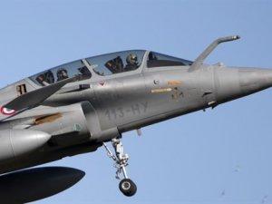"""Devriye Uçuşundaki Jete Suriye'den """"Taciz"""""""