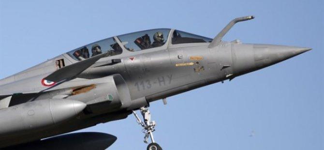 Fransa 27 Yıllık Uçaklarını Mısır'a Sattı