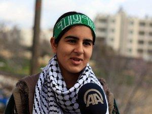 """""""İşgalci İsrail Beni Yıldıramadı"""""""