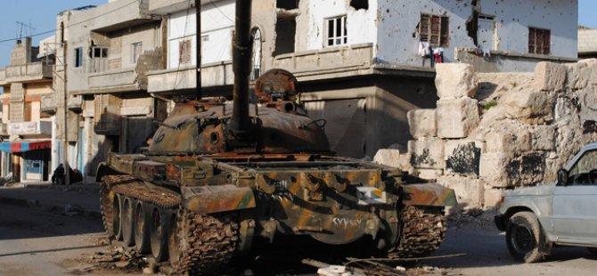 Dera'da Direnişçiler 50 Rejim Askerini Öldürdü