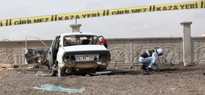Suruç'ta Bomba Yüklü Araç Yakalandı: 5 Gözaltı