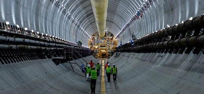 Avrasya Tüneli'nin İsmi Belli Oldu!
