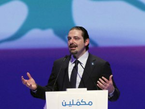 Hariri'den Hizbullah'a: Suriye'den Çekilin!