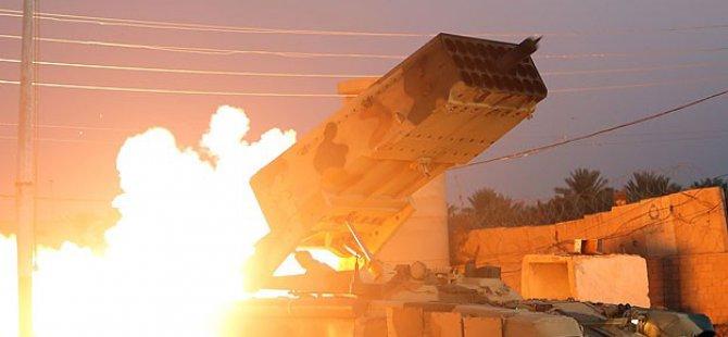 Mısır Libya'ya Hava Saldırısı Düzenledi