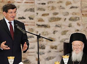 Ankara Palas'ta Başbakan'la Bir Yeni Türkiye Buluşması
