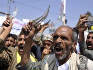 Yemen'de Husilere Karşı Tepki Büyüyor!