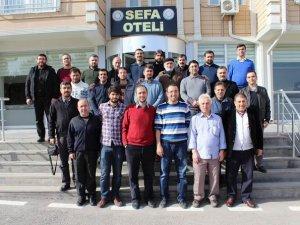 Özgür-Der Orta Anadolu ve Karadeniz İstişaresi Gerçekleştirildi