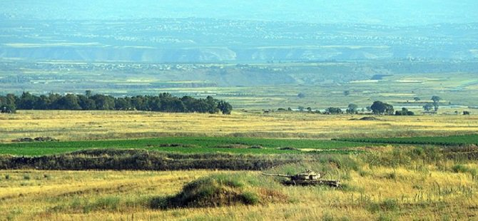 İsrail Golan'daki Yerleşim Birimine Trump'ın Adını Verecek