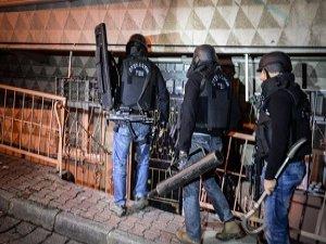 İstanbul'da PKK Örgütüne Operasyon
