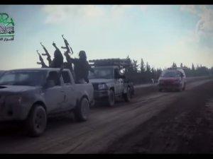 Ahrar'uş Şam Vadi Dayf Operasyonunun Görüntülerini Paylaştı