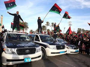 Libya'da 17 Şubat Devrimi'nin 4'üncü Yıl Dönümü