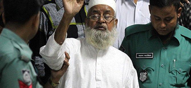 Bir Müslüman Lider Daha Asılıyor