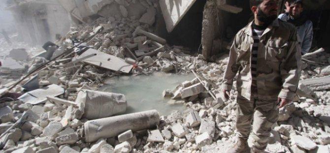 Esed'den Bir Katliam Daha: 30 Ölü