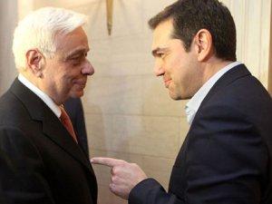 Yunanistan'da Cumhurbaşkanlığı'nı Çipras'ın Adayı Kazandı