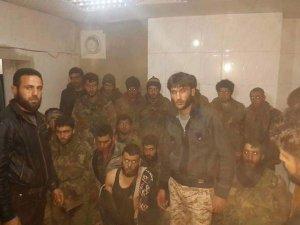 90'dan Fazla Rejim Askeri ve Şii Militan Esir Alındı