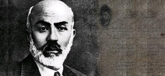 """Kemalistler Mehmet Akif Ersoy'u da """"İrtica 906"""" Diye Fişlemişler"""