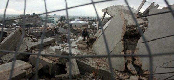 Gazze'ye Beklenen Yardım Gitmedi