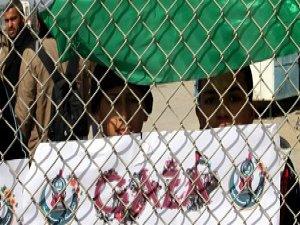 Cunta Refah Sınır Kapısını Tekrar Kapattı