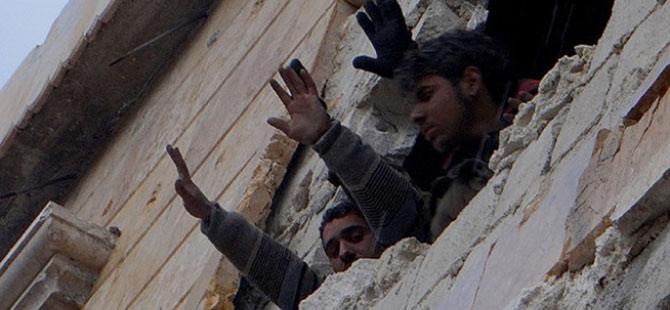 Rityan'da İran ve Hizbullah Milisleri Esir Alındı