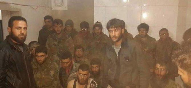 Hizbullah Militanları Handerat'tan Böyle Kaçmış!
