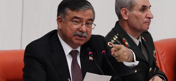 """MSB: """"Musul'a Operasyonda Irak'ın Yanındayız!"""""""
