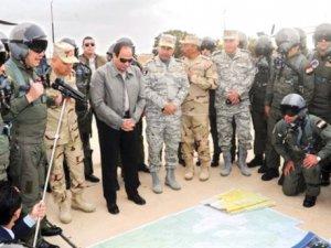 Obama'dan Mısır Cuntasına Askeri Yardımlara İzin