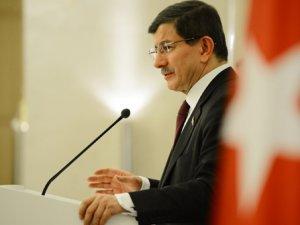 Davutoğlu: CNN, Türkiye İçin 'Savaş Yayını' Yaptı