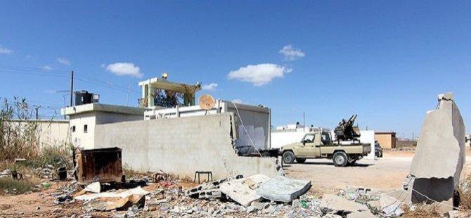 Libya'da Bombalı Saldırılar: 20 ölü