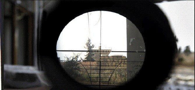 Direnişçilerin Keskin Nişancıları Esed Askerlerini Vuruyor (VİDEO)